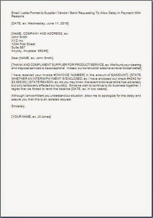 Request letter for extension of employment contract | Custom