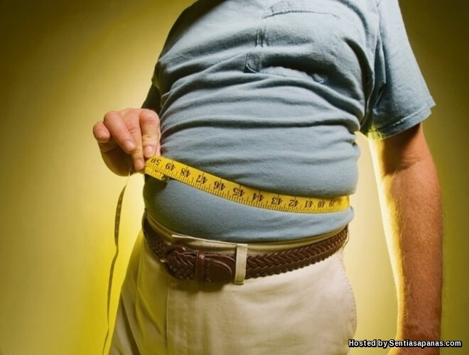 6 Punca Berat Badan Meningkat