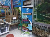 Cetak Spanduk Murah Online Kirim ke Benhil Hub. WA 085213974463