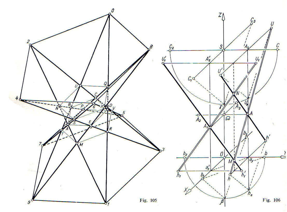 Found Objects: Geometry of Structural Forms