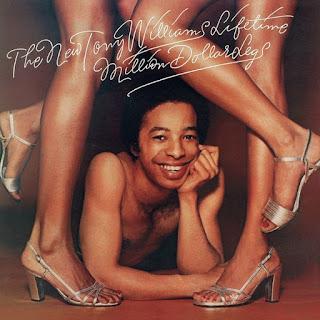 The New Tony Williams Lifetime - 1976 - Million Dollar Legs