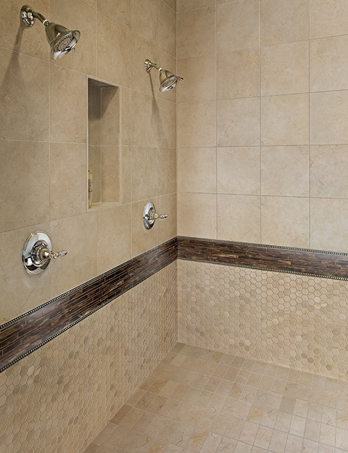 Affordable and fun bathroom floor ideas