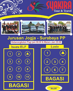 Syakira Travel Jogja