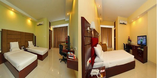 Room rates of Ascott the Residence Hotel in Dhaka
