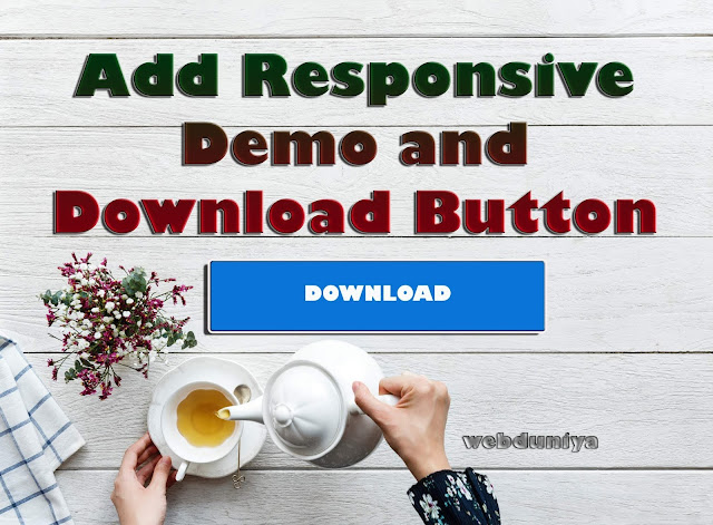 Add Responsive  Demo and Download Button