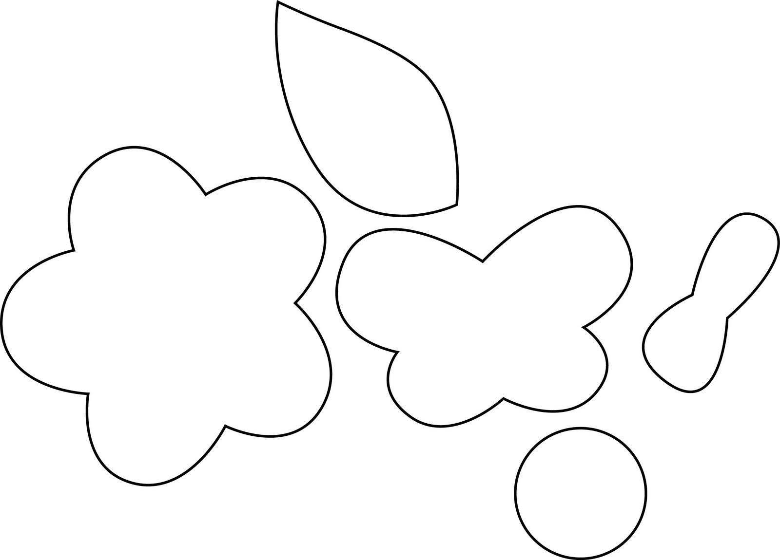 moldes de borboletas e flores para murais espaÇo educar
