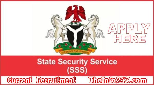 State Security Service Recruitment 2018/2019 Registration Form and Procedures – Apply Now