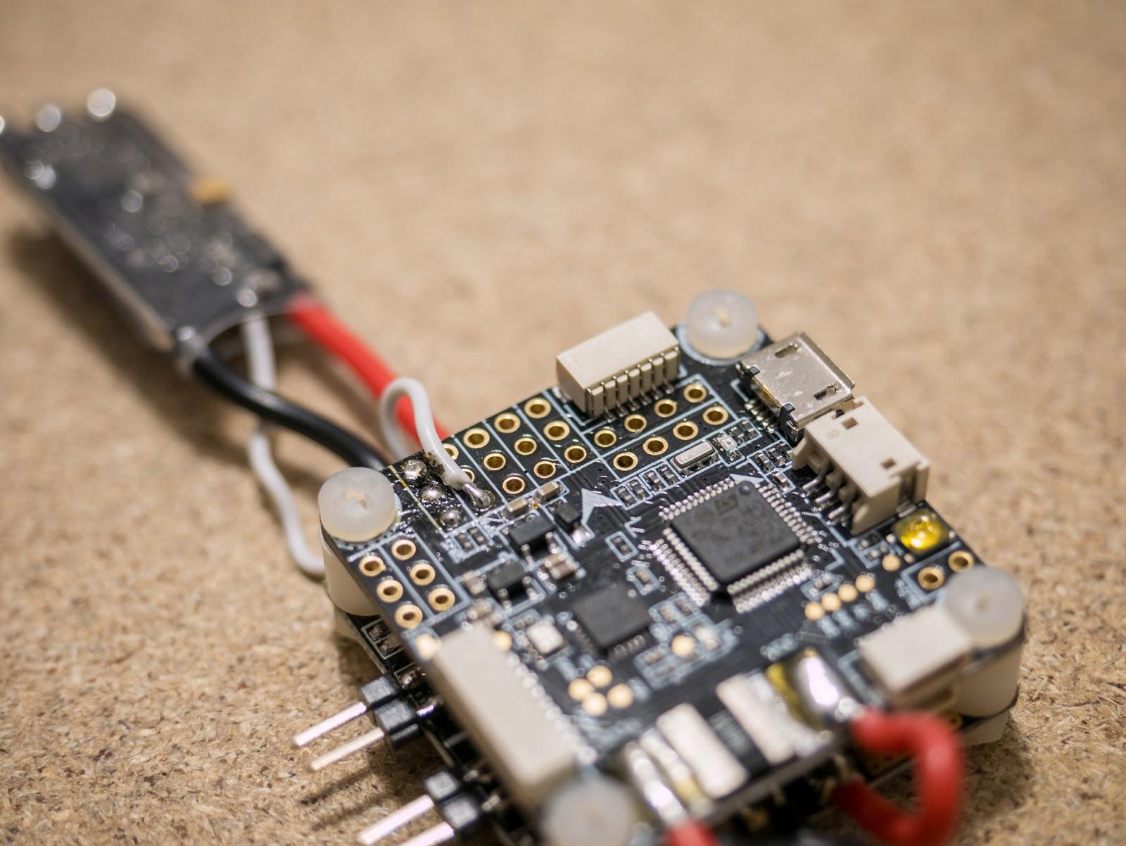 ZOHD Nano Talon 860mm - full review / build log / mods - Page 3