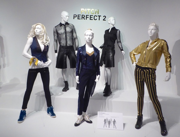 Original Pitch Perfect 2 movie costumes