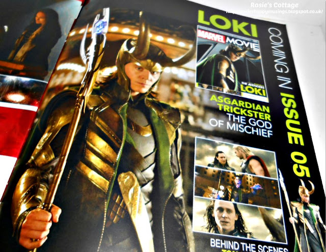 Loki figure in next issue