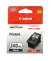 PG-240XXL Black Ink Cartridge For Canon PIXMA MG2120