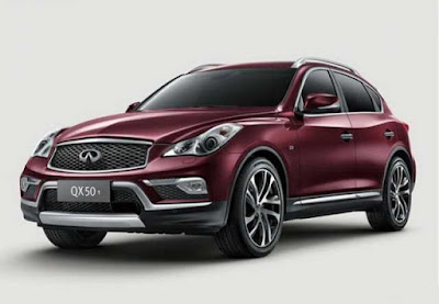 2016 Infiniti QX50 Crossover Hd Pictures