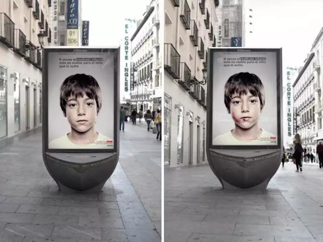 iklan kreatif dan inovatif dan sangat menginspirasi