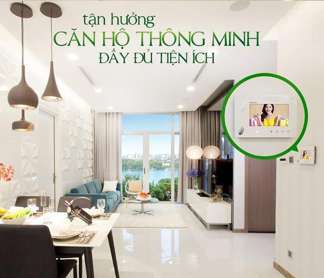 Căn hộ chung cư Riverside Vũ Tông Phan