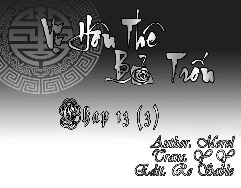 Vị Hôn Thê Bỏ Trốn - Chap 69