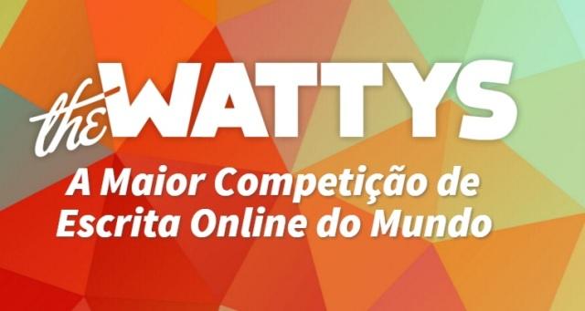 Wattpad The Wattys Competição Escrita Online