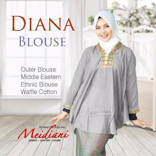 Blouse Tunik Diana