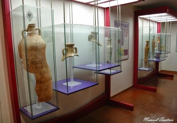 Crecchio, castello ducale. Museo Archeologico dell'Abruzzo Bizantino e Altomedievale