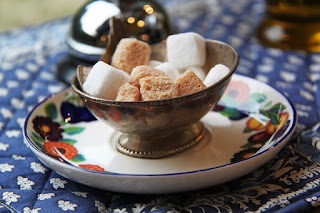 coconut sugar in a bowl