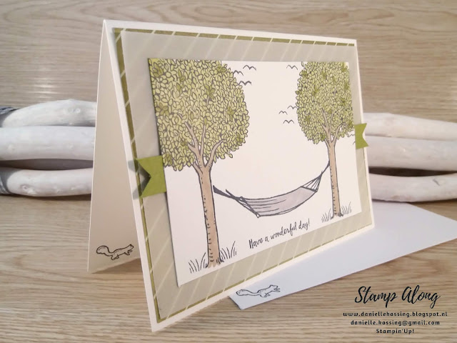 Stampin'Up! In the Trees