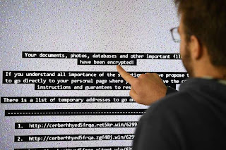 Tentang Virus Ransomware