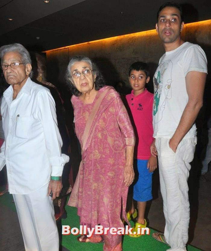 Shammi, 'Humshakals' Movie Special Screening Pics