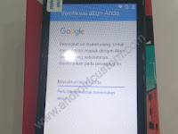 Cara Buka FRP Andromax A (A16C3H) Terkunci Account Gmail