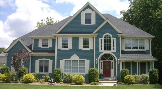 Consejos antes de pintar tu casa para interiores y exteriores reparaci n casera - Pintar exterior casa ...