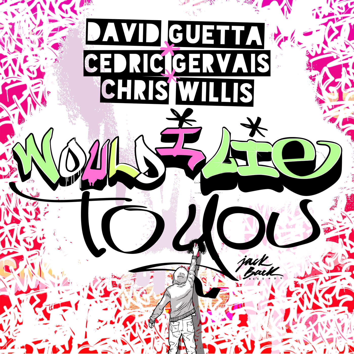 David Guetta, Chris Willis & Cedric Gervais - Would I Lie to You - EP Cover