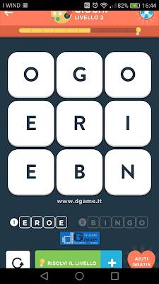 WordBrain 2 soluzioni: Categoria Giochi (3X3) Livello 2