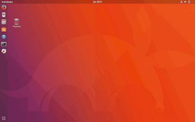 Escritorio Ubuntu 17.10