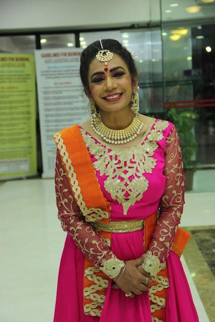Kathak Dancer, Dr. Rekha Mehra