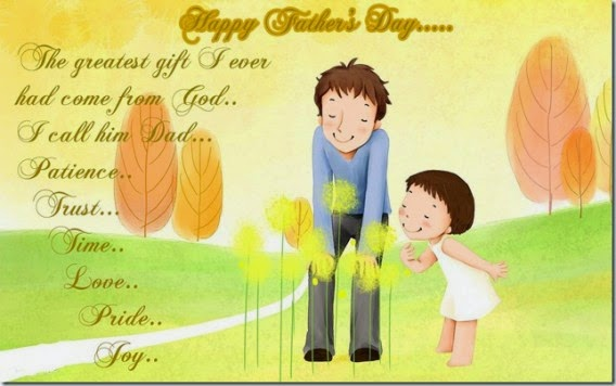 Happy Fathers Day Wishes 2014 | Happy Father's Day 2014