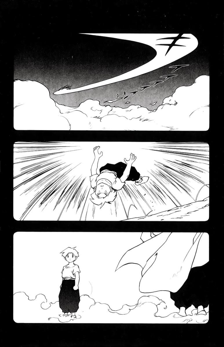 Dragon Quest: Emblem of Roto chapter 30 trang 35