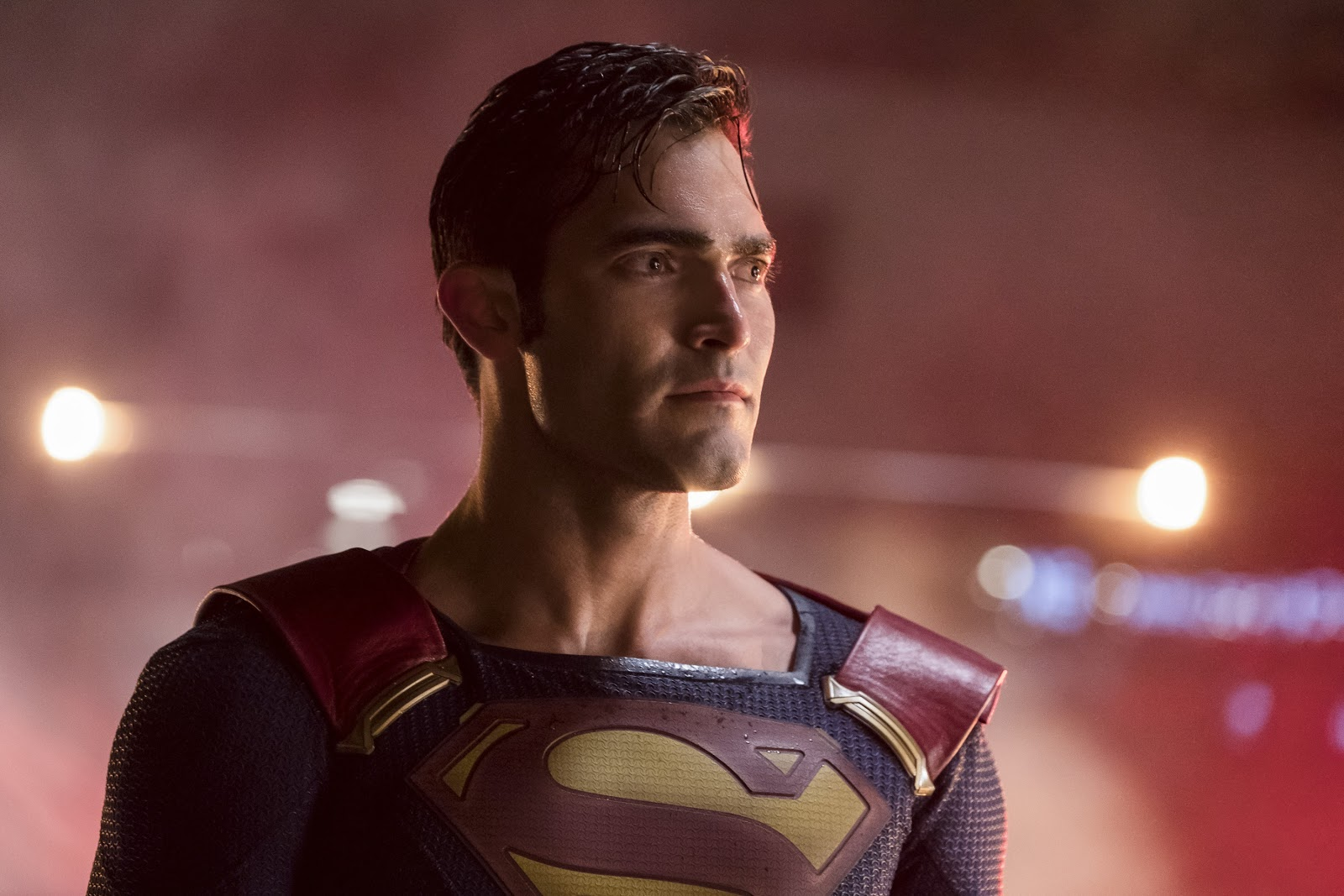 Arrowverse's Superman