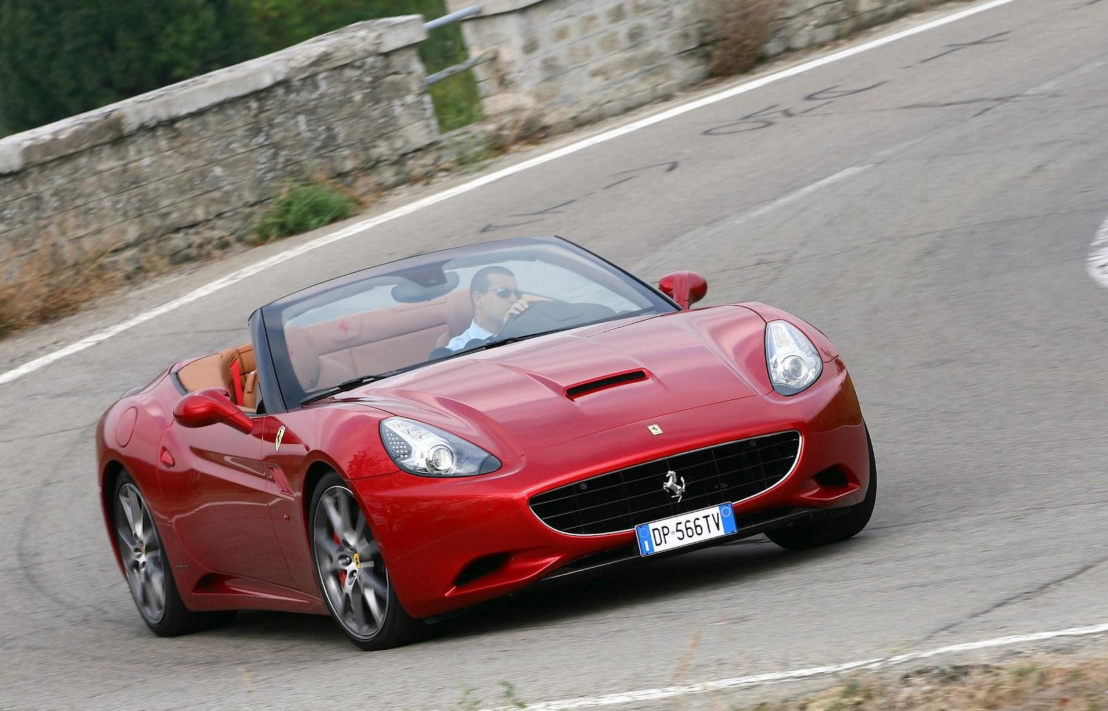 Best Ferrari California Part.1