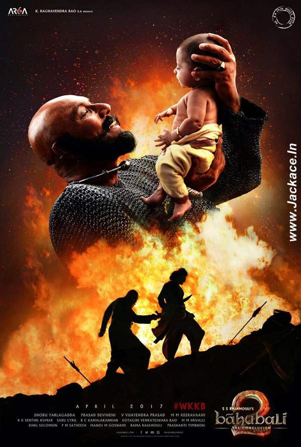 Baahubali 2: The Conclusion First Look Poster 5