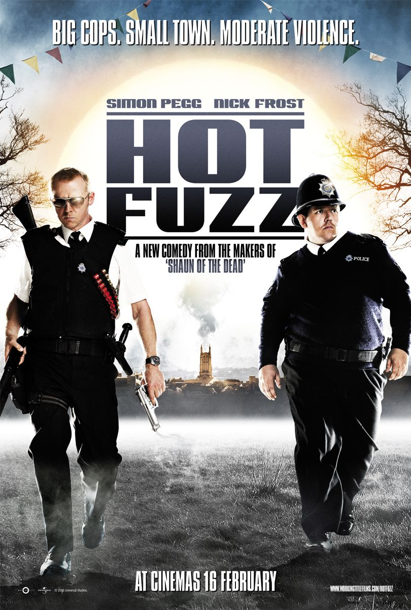 Hot Fuzz Imdb