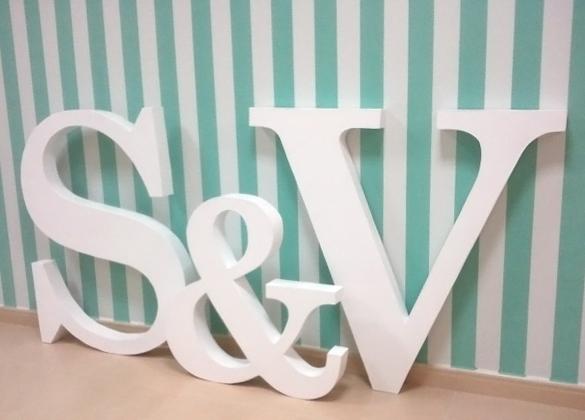 Cosas de tt letras gigantes - Letras de decoracion ...