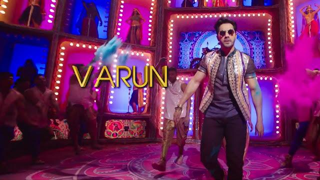Varun Dhawan HD Wallpaper Movie Badrinath Ki Dulhania 6