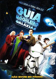 O Guia do Mochileiro das Galáxias - DVDRip Dual Áudio
