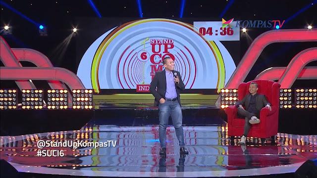 [VIDEO] Gamayel SUCI 6 Show 15: Ernest Mirip Bencong