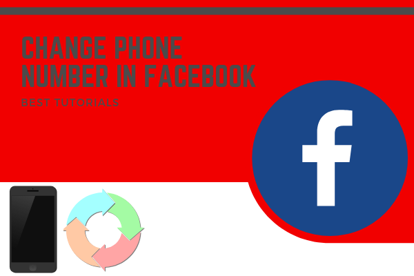How To Change Phone Number On Facebook<br/>