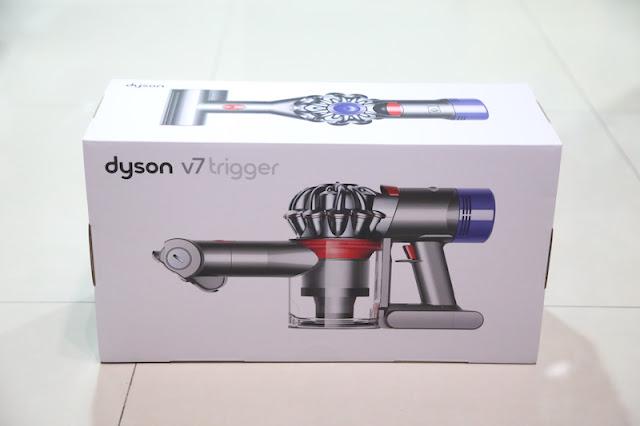 Dyson V7 Trigger 手持式吸塵器