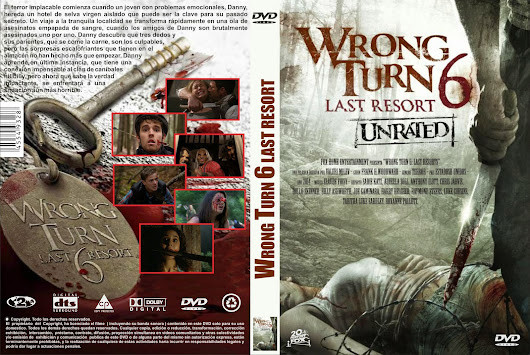"Wrong Turn 6 Last Resort - FILM AND GAMES ""KUBU RAYET"""