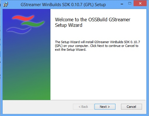 Install GStreamer OSSBUILD in Windows 8 - Amazing Life