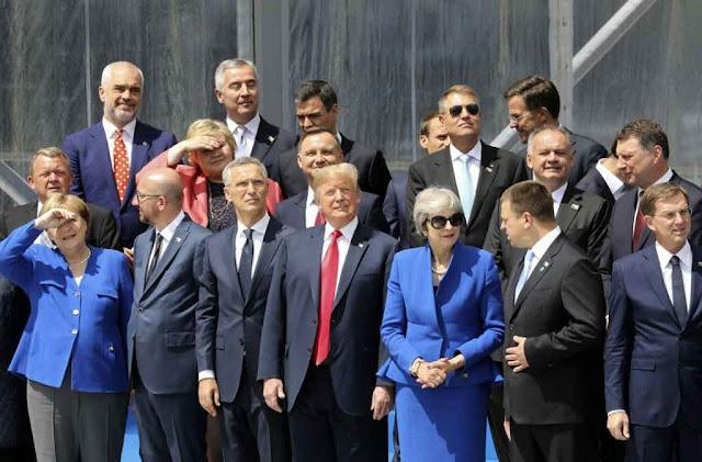 NATO mit gleichen Standpunkt wie 2008: Mazedonien muss Namen für Beitritt ändern