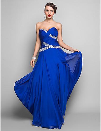 vestidos de XV años azules sencillos