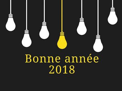 texte bonne annee 2018