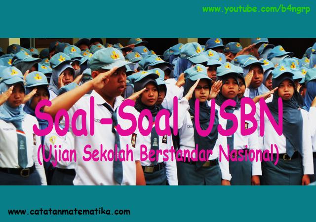 Soal USBN SMA/MA